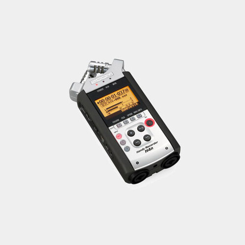 Zoom H4n 4-Track Recorder
