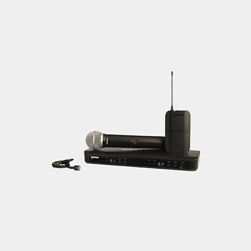 Shure Wireless Handheld & Lav System (H8)
