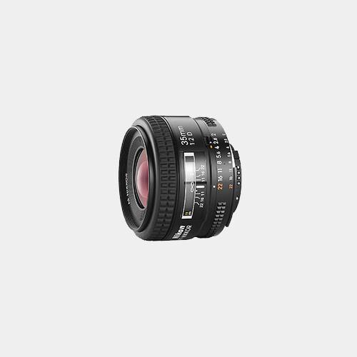 Nikon 35mm f/2.0D