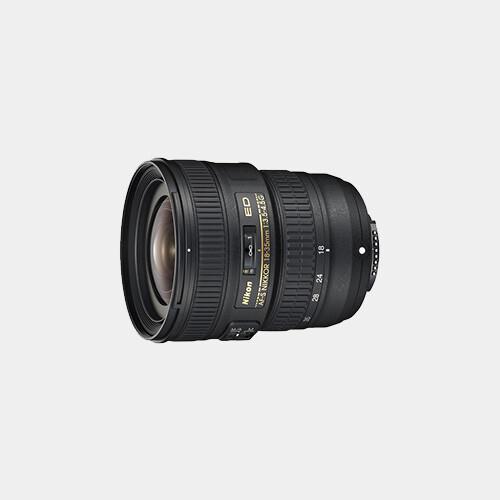 Nikon 18-35mm f/3.5-4.5G ED AF-S