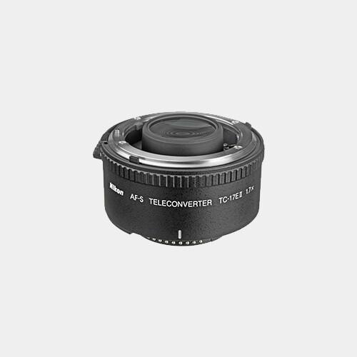 Nikon TC-17E II (1.7x) Teleconverter
