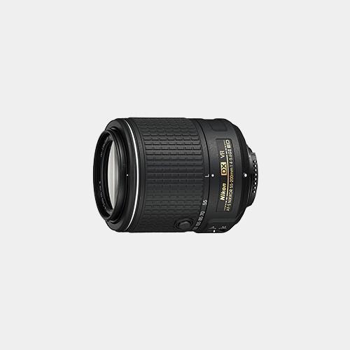 Nikon 55-200mm f/4-5.6G AF-S ED VR II