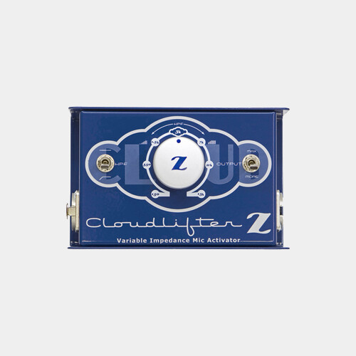 Cloudlifter Z Variable Impedance Mic Activator
