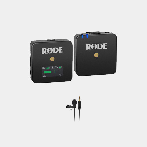 Rode Wireless GO Wireless Lavalier Mic Kit
