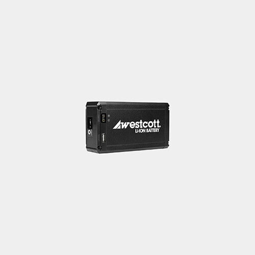 Battery for Westcott Flex LED Mat (14.8V D-Tap)