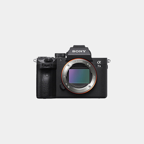 Sony Alpha a7 III Body (E-Mount)