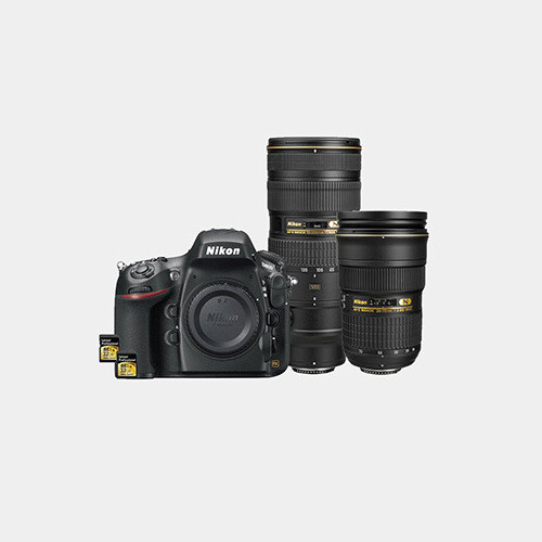 Nikon Full Frame Wedding