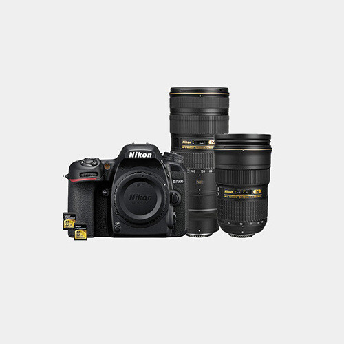 Nikon D7500 Wedding