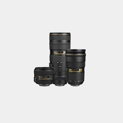 Nikon Wedding Lenses
