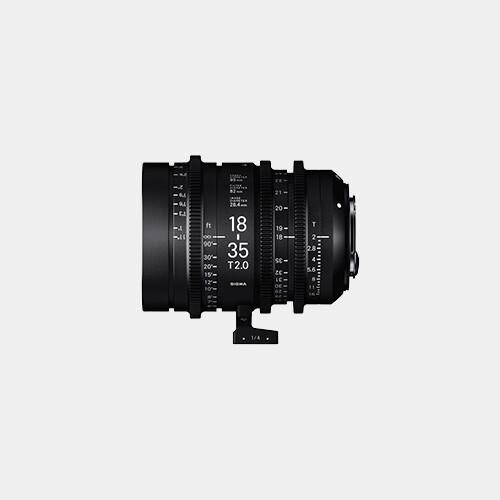 Sigma Cine 18-35mm T2 (Canon)