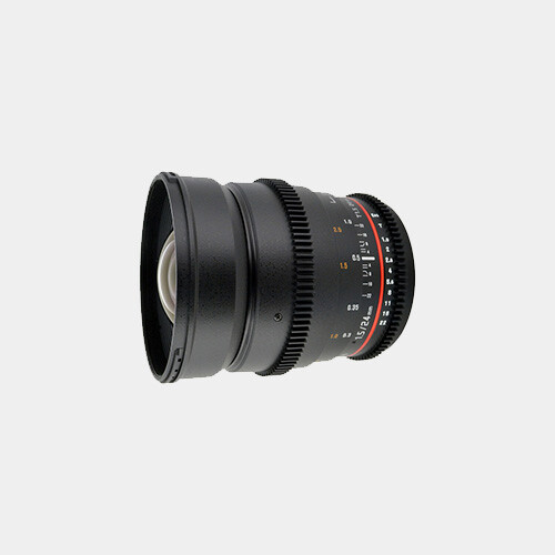 Rokinon 24mm T1.5 (EF Mount)