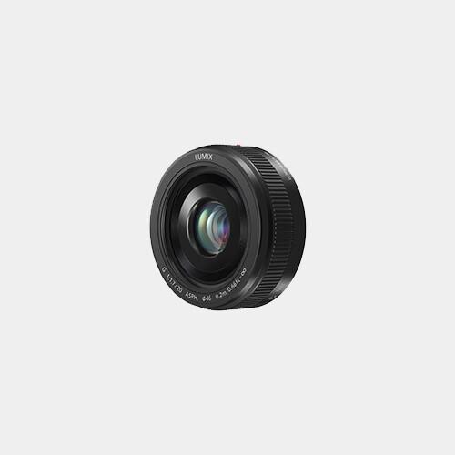 Panasonic 20mm f/1.7 II ASPH