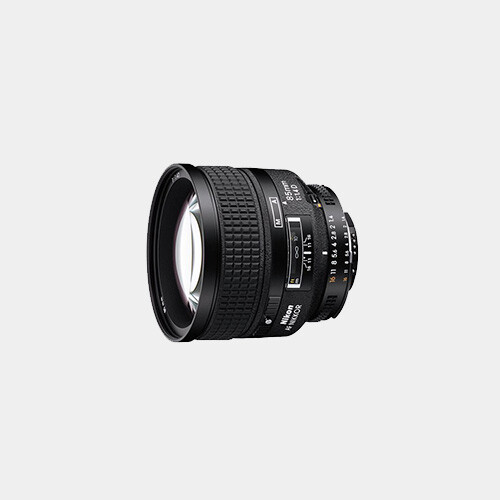 Nikon 85mm f/1.4D IF