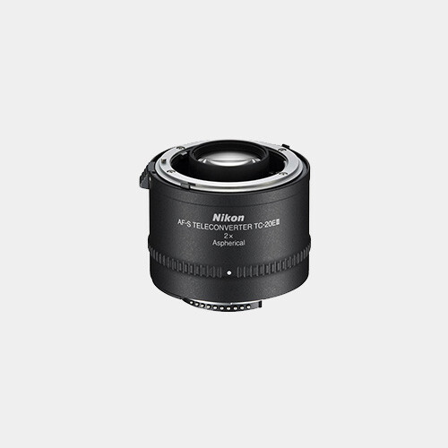 Nikon TC-20E III (2X) Teleconverter