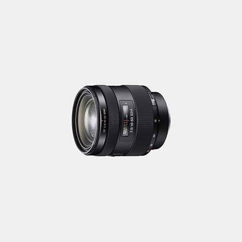 Sony 16-50mm f/2.8 DT (A-Mount)