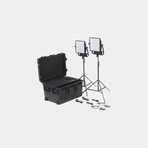 Litepanels 2-Light Astra 6X Bi-Color LED Kit