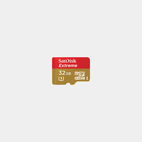 SanDisk 32GB Extreme Plus microSD Card
