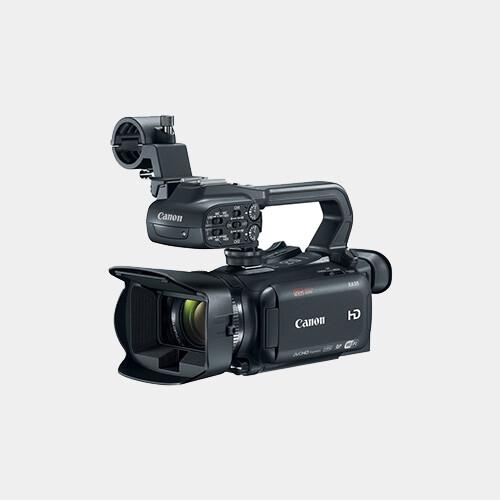 Canon XF405 4K with Dual-Pixel Autofocus