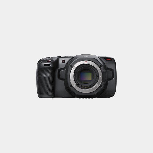 Blackmagic Pocket Cinema Camera 6K (EF Mount)
