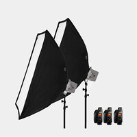 Two-Light Studio Kit
