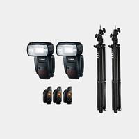 Canon Off-Camera Flash Kit