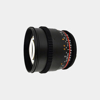 Rokinon 85mm T1.5 (EF Mount)