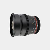 Rokinon 24mm T1.5 (Nikon F)