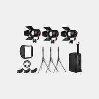 Ikan IB 1000 LED 3-Light Kit (Dual Color)