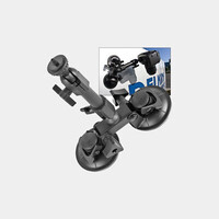 Fat Gecko Dual-Suction Camera Mount